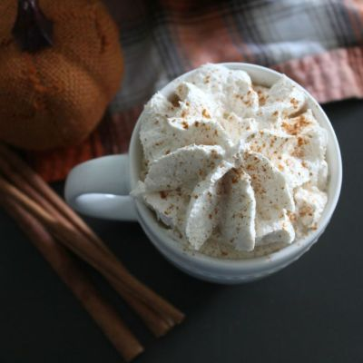 Pumpkin Spiced Coffee . . . Oh My!