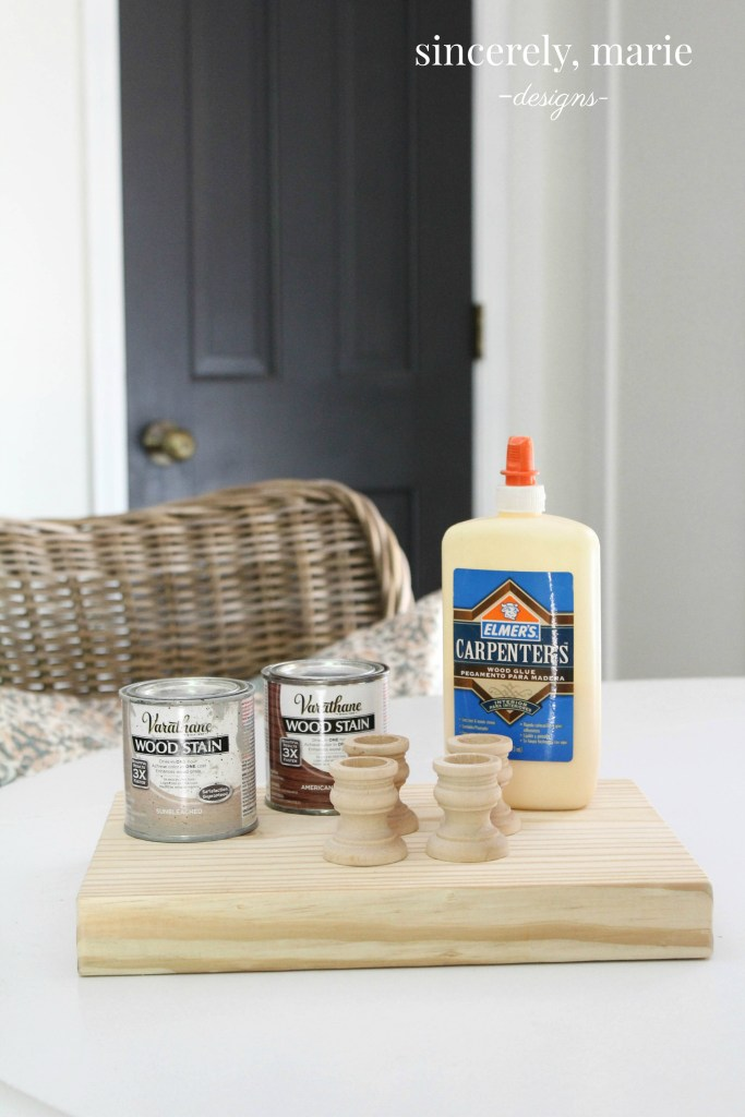 Easiest Wooden Tray Ever!