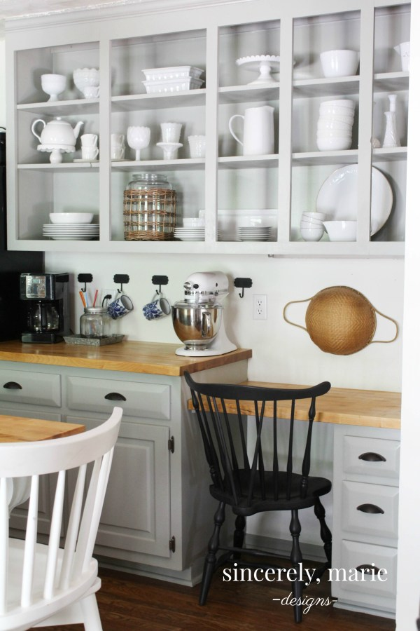 kitchen cabinets vs shelves kitchen cabinets vs opening shelving thoughts on both 21351