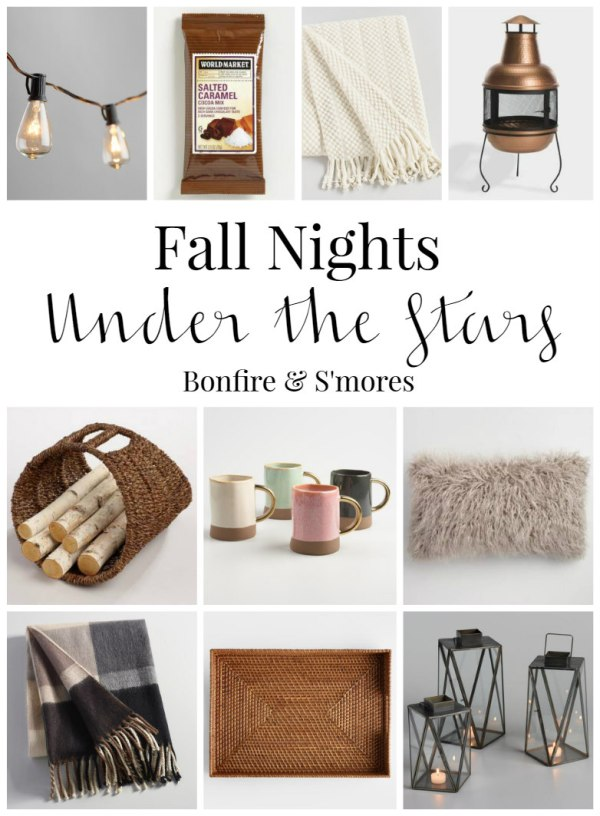 Fall Outdoor Essentials