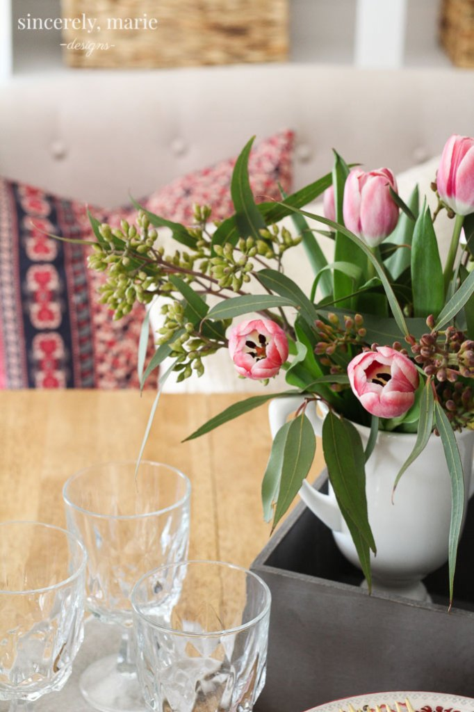 Simple Spring Vignette