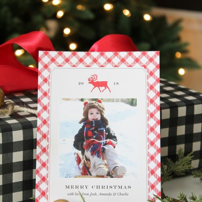 Making Holiday Preparations with Basic Invite's Holiday Cards