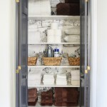 Our Quick Linen Closet Makeover Sincerely Marie Designs