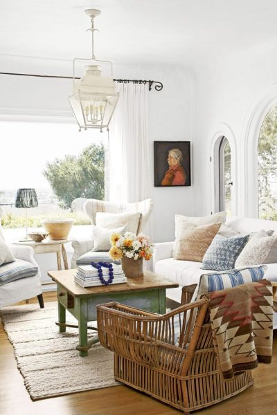 Spring Decorating with Natural Elements