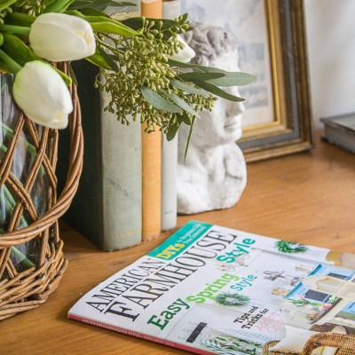 American Farmhouse Magazine Feature & What It's Taught Me