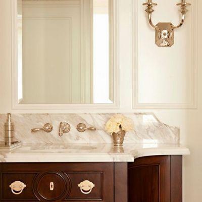 Timeless Master Bathroom Renovation – Design Plan