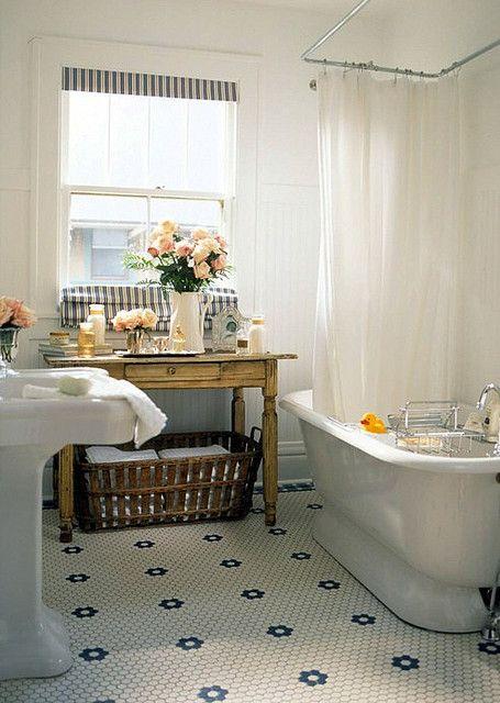 Timeless Bathroom Renovation Plan
