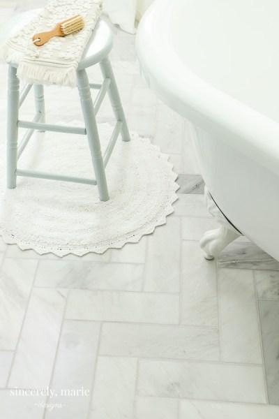 Elegant & Timeless Bathroom Reveal