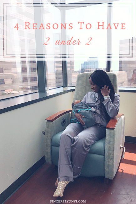 4 Reasons To Have 2 under 2