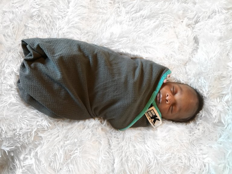 Baby K'Tan Swaddle blanket. Perfect and breathable for newborn and perfect for toddler blanket. benefits of having 2 under 2