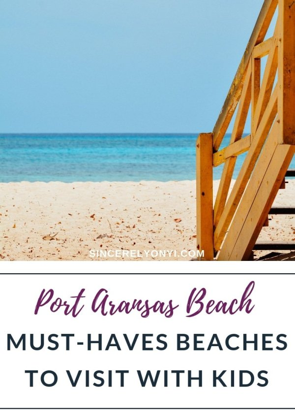 Port Aransas Beach Vlog | Dad's Beach Must Haves With Kids