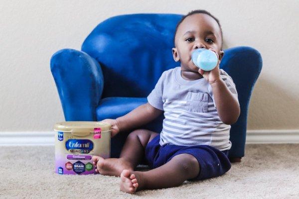 formula for gassy babies