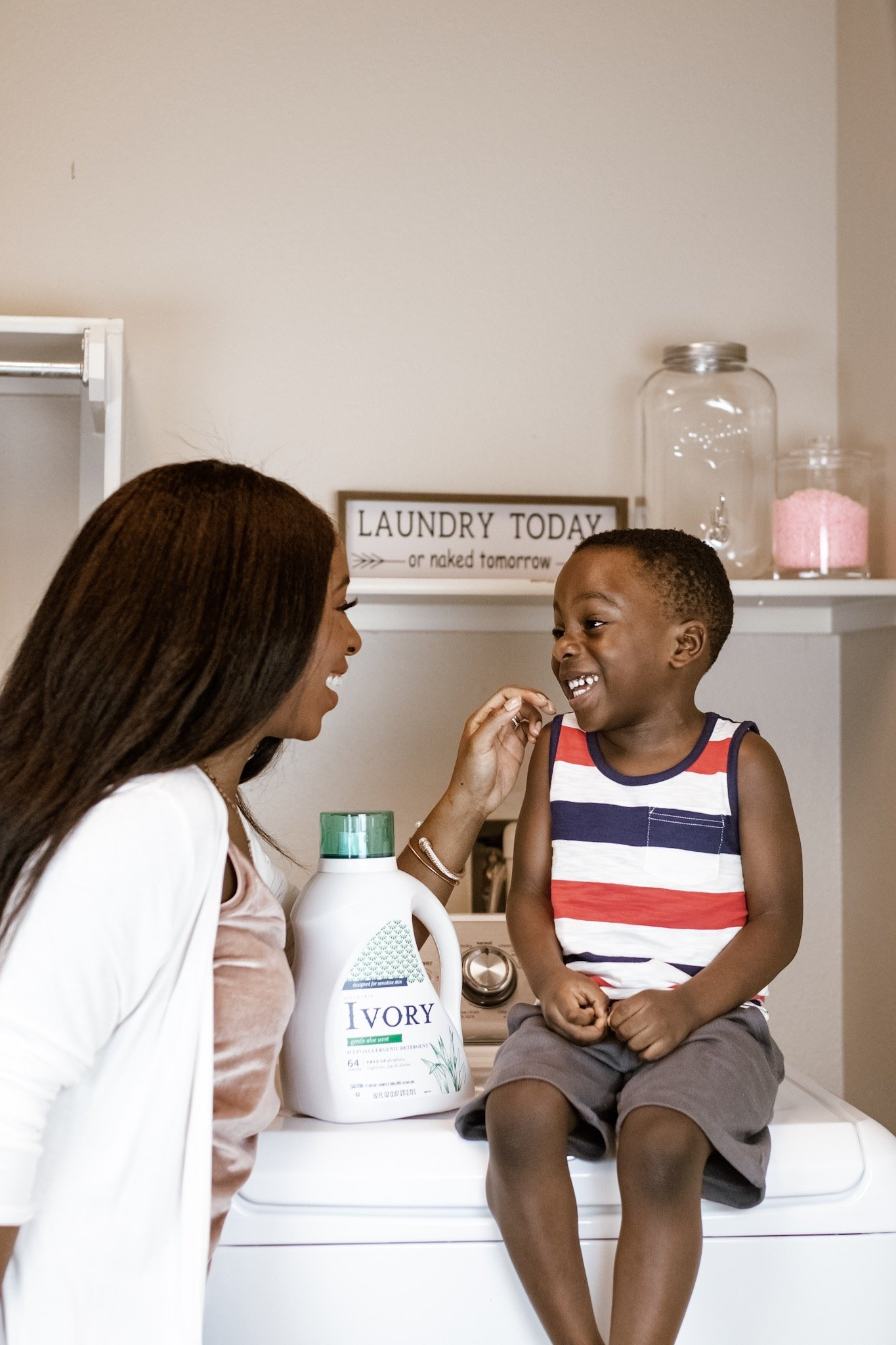 Why We Switched To Hypoallergenic Laundry Detergent?
