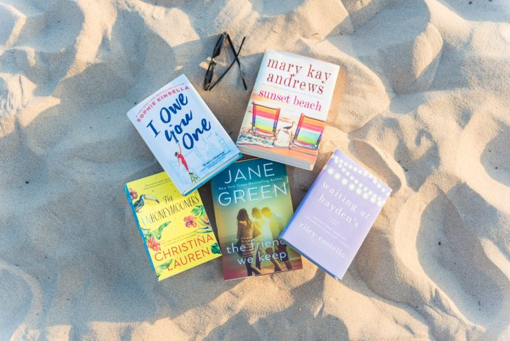 10 Page-Turning Beach Reads To Add To Your Summer Reading List