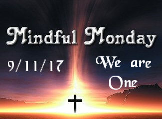 Mindful Monday Devotional - We Are One