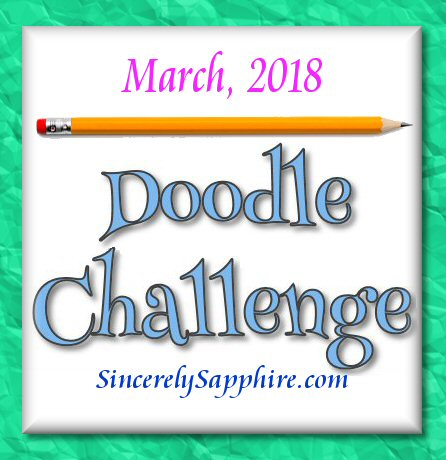 Doodle Challenge for March 2018