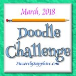 March 2018 Doodle Challenge