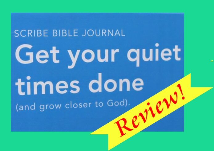 The Scribe Bible Journal -Review
