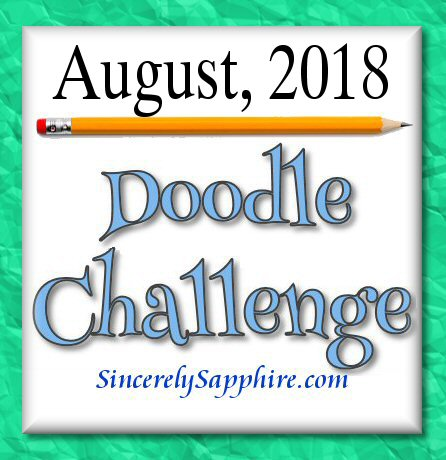 Doodle Challenge for August 2018