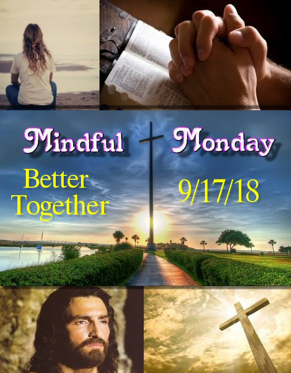 Mindful Monday Devotional – Better Together