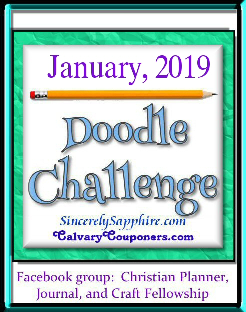 January Doodle challenge header