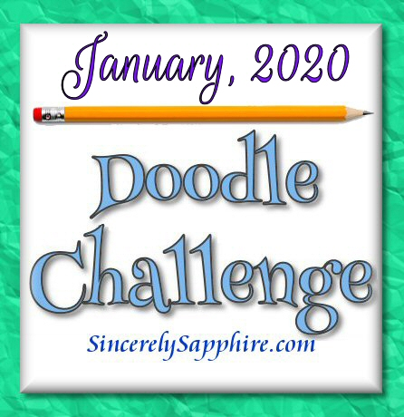 Doodle Challenge for January 2020 – Winter
