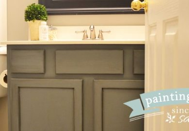 Diy Chalk Paint For Kitchen Cabinets