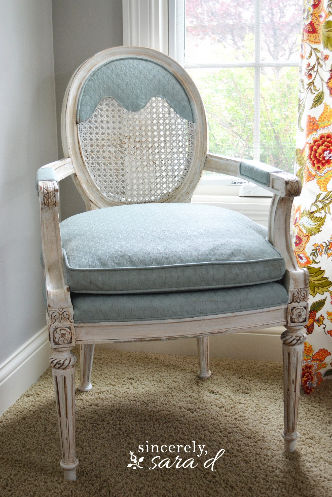 Chalk Paint Chairs Painted Upholstered Chair Using Chalk Paint Sincerely