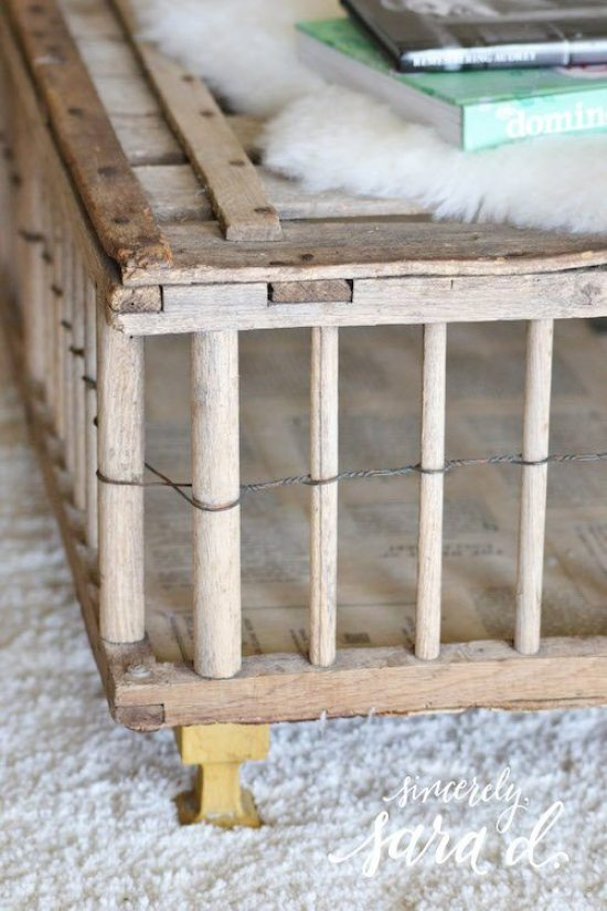 Chicken Coop Upcycle