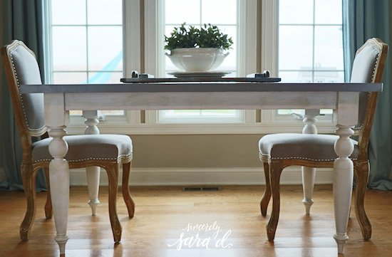 Kitchen Table Update