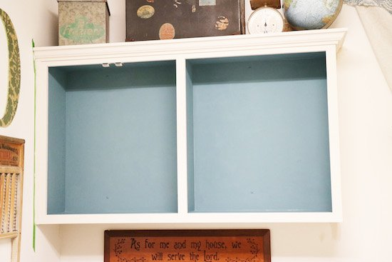 Amy Howard One Step Paint Cabinets