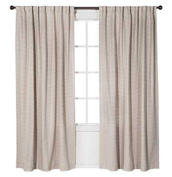 Target Curtain Panels
