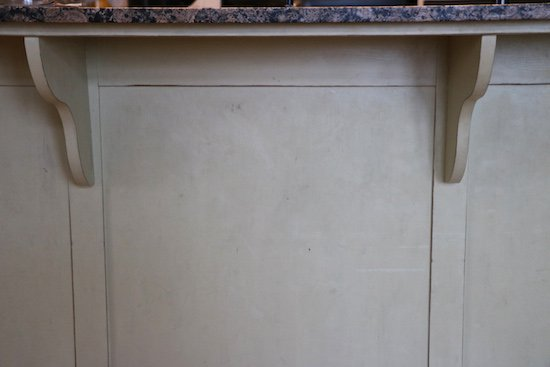 Why not to use wax on cabinets