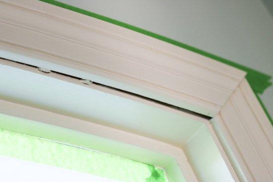 Fix Trim around Door (1 of 1)
