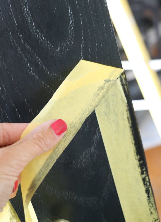 Using Frog Tape on Painted Surface (1 of 1)