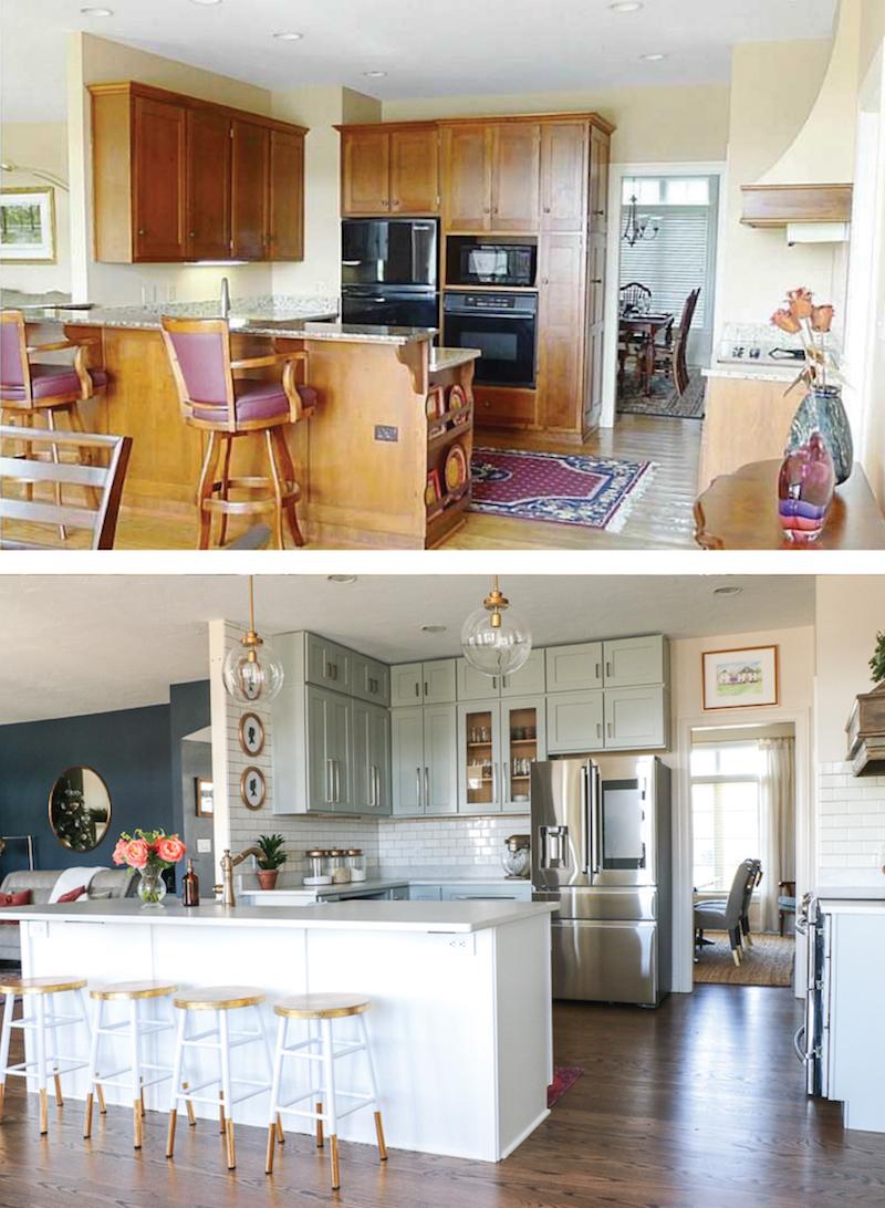 Diy Kitchen Remodel Details Sincerely Sara D Home Decor Diy Projects