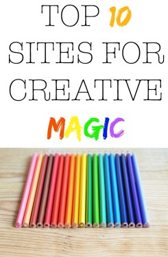 Top 10 sites for creative magic