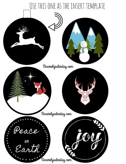 diy floating ornaments sincerely saturday