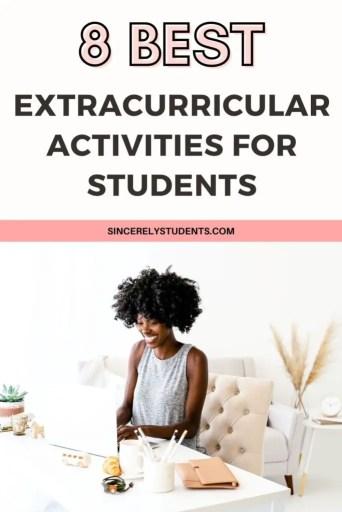 best extracurricular activities for high school students