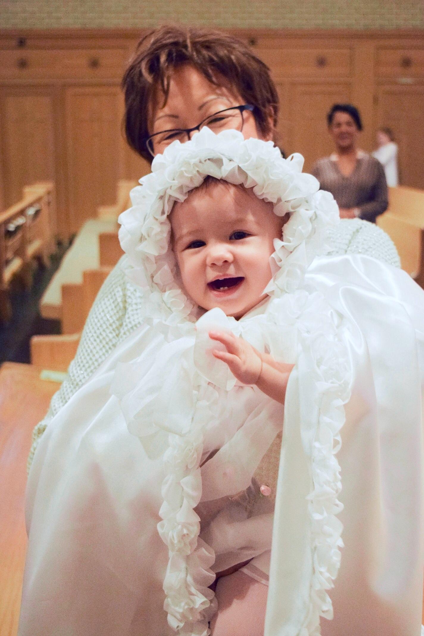 BIRTHDAY + BAPTISM