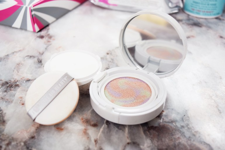 color correcting cushion first aid beauty