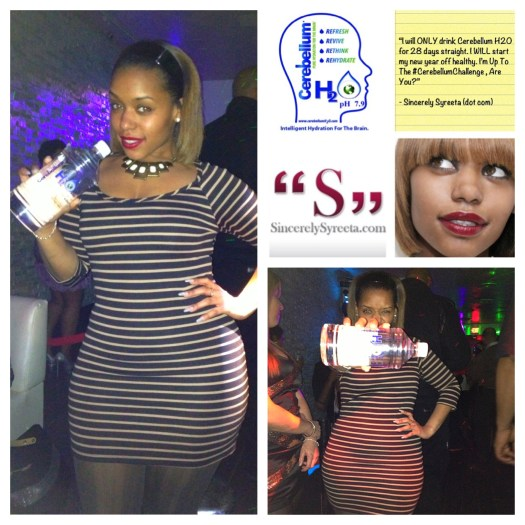 """""""Thicker than a Snicker"""" as the kids say! Lol. Thanks Cerebellum and 100% Fitness!"""