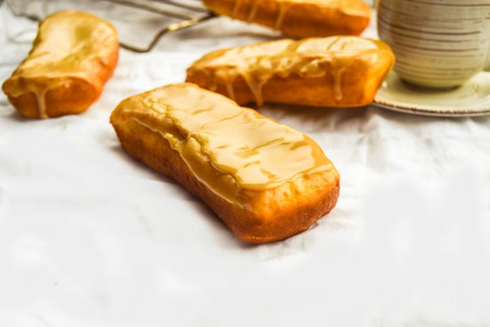 vegan maple glaze for donuts recipe