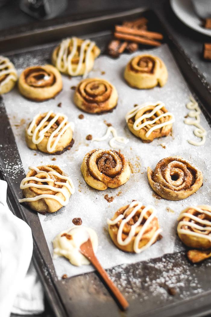the best mini cinnamon rolls recipe