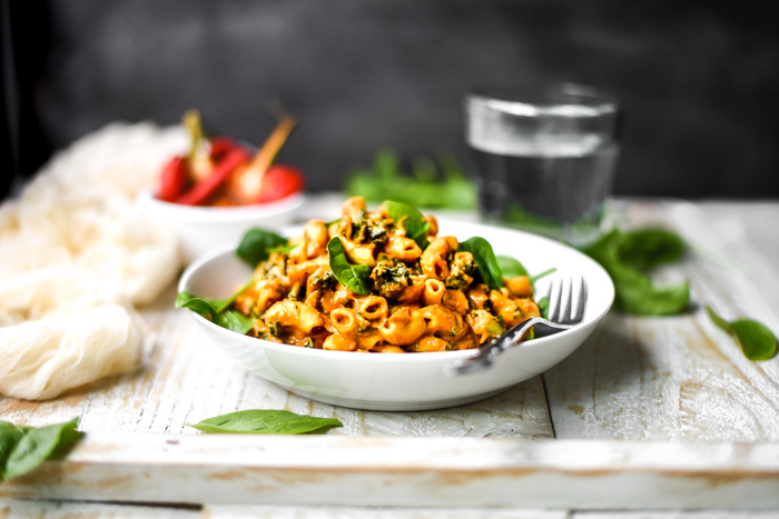 healthy vegan macaroni and cheese recipe