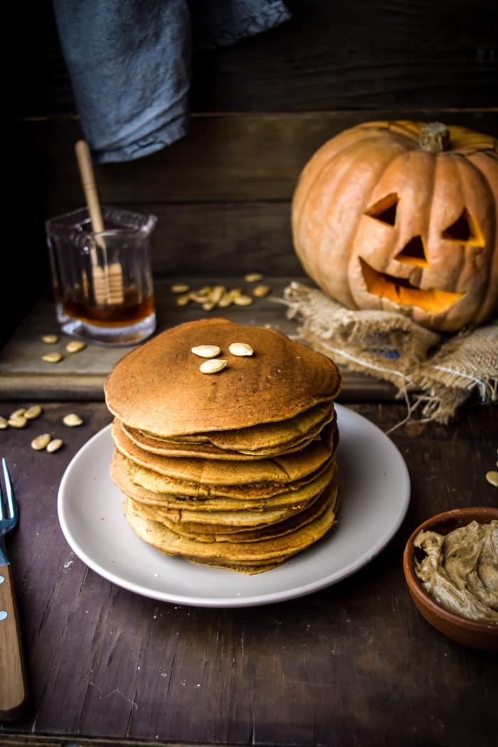 best pumpkin pancakes without pancake mix