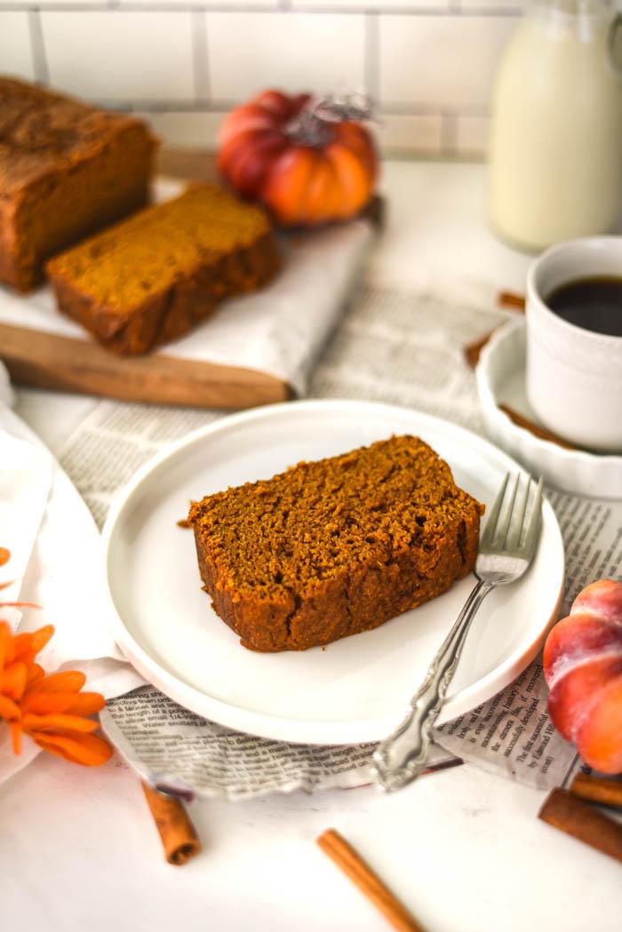 best vegan pumpkin bread