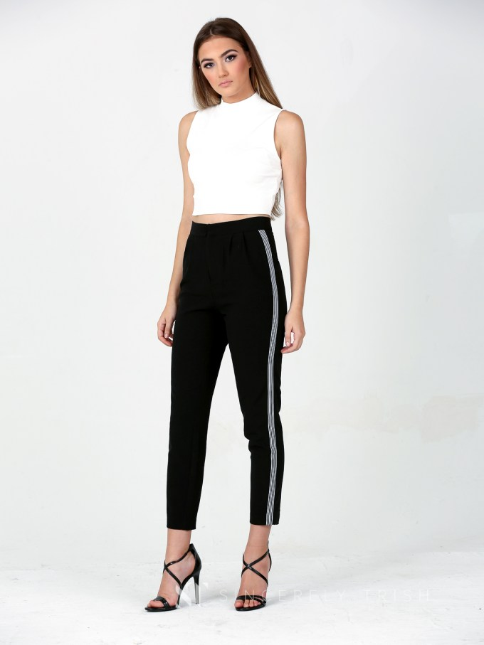 Tommi striped trousers 1