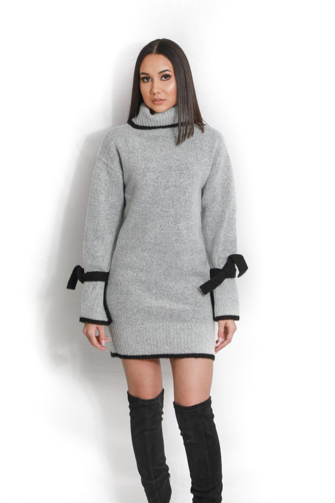Yvonne Sweater Dress 6