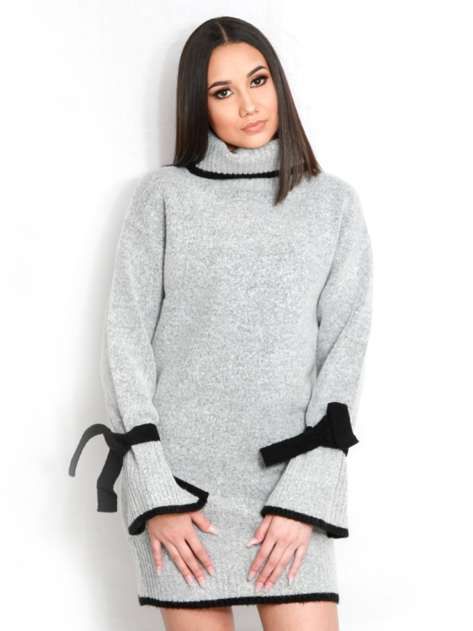 Yvonne Sweater Dress 2